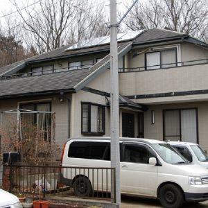 N様邸①【外壁塗装】