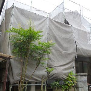 H様邸【外壁塗装】①