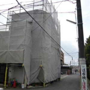 F様邸【外壁塗装】①