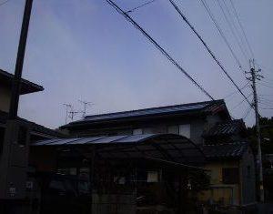 H様邸【太陽光発電】