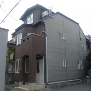 F様邸【外壁塗装】