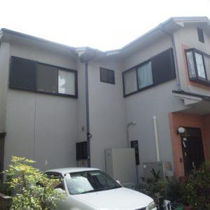 A様邸【外壁塗装】