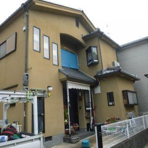 S様邸【外壁塗装】