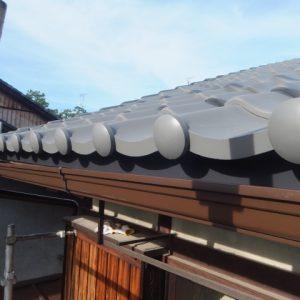 Y様邸①【屋根葺き替え工事】