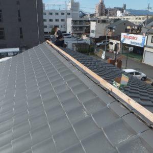 A様邸①【屋根葺き替え工事】