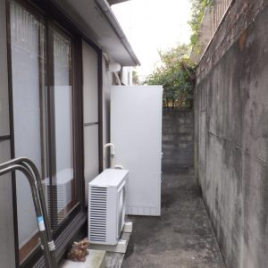 I 様邸【エコキュート・屋根葺き替え工事】