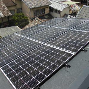 O様邸【太陽光発電連携型蓄電システム】