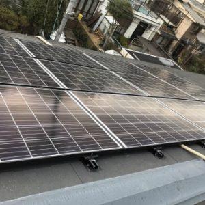 U様邸【太陽光発電システム】