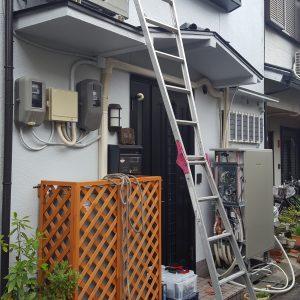 N様邸【エコキュート・太陽光パネル洗浄防汚コーティング】