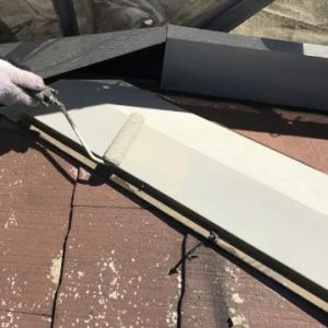 Y様邸【屋根塗装・太陽光パネル洗浄防汚コーティング】
