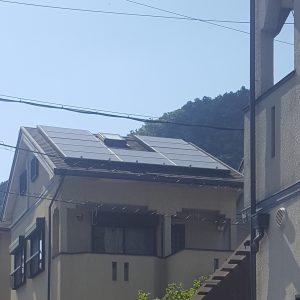 S様邸【太陽光発電システム・屋根外壁塗装】