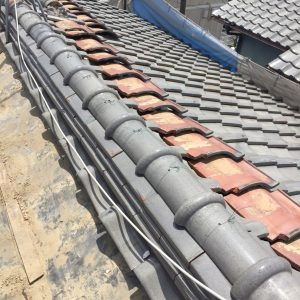 T様邸【太陽光発電連携型蓄電システム・屋根改修工事】