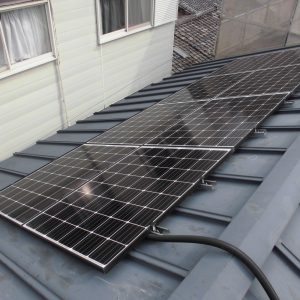 I様邸【太陽光発電連携型蓄電システム・エコキュート】