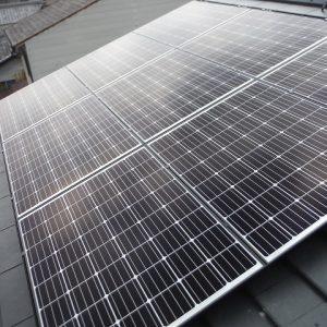 F様邸【太陽光発電連携型蓄電システム・エコキュート】
