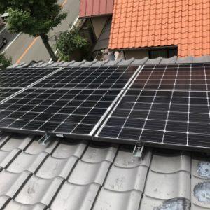M様邸【太陽光発電連携型蓄電システム】