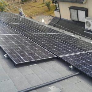 A様邸【太陽光発電システム・エコキュート・ウォールヒート】