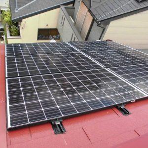 T様邸【太陽光発電連携型蓄電システム・屋根塗装】