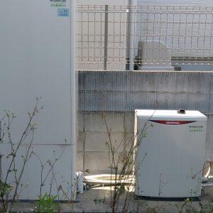 K様邸【エコキュート・ガス暖房熱源機】
