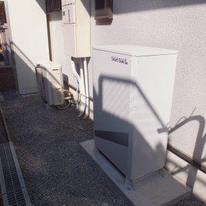 I様邸【エコキュート・蓄電システム】