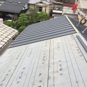 Y様邸【屋根葺き替え工事】