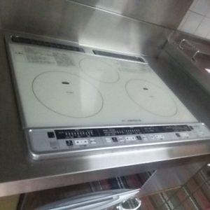 Y様邸【IHクッキングヒーター・レンジフード】