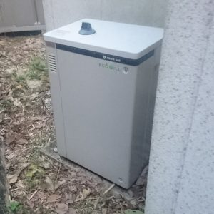 N様邸【エコキュート・ガス暖房熱源機】