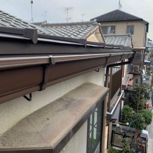 H様邸【屋根改修・雨漏り補修工事】